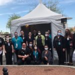 Culinary Health Center Urgent Care: Team GSD getting it done in the tents