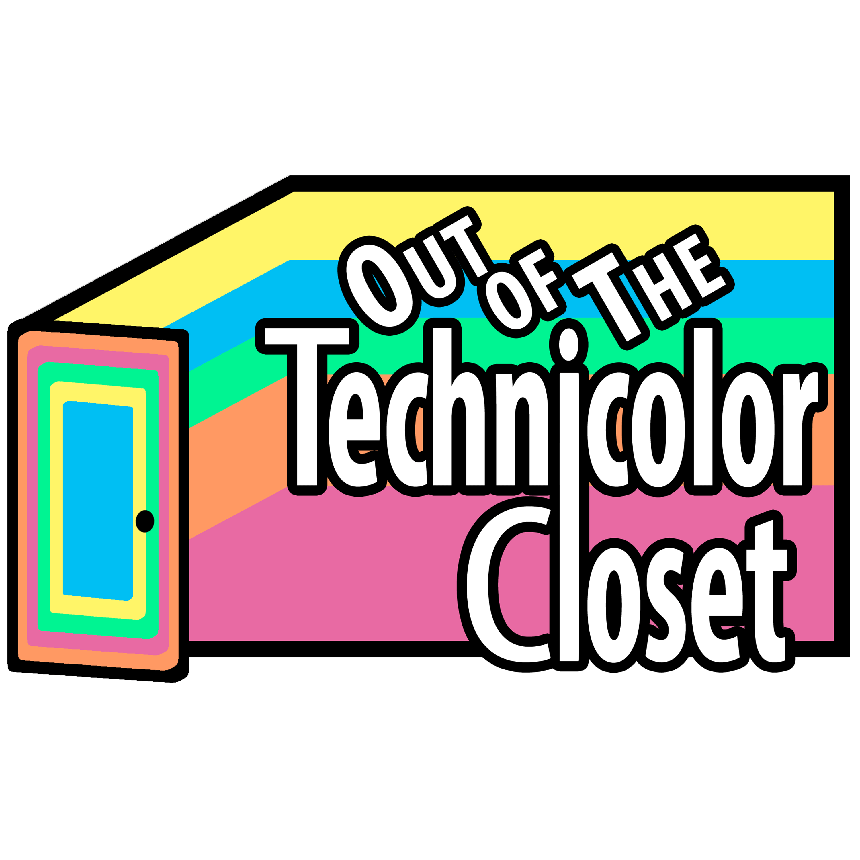 Out of the Technicolor Closet