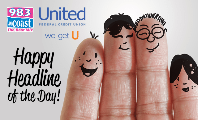 Happy Headline from United Federal Credit Union – Friday, October 30