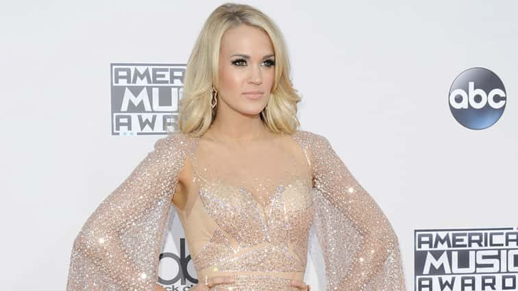 Capital Records Signs Carrie Underwood | 97 5 Y-Country