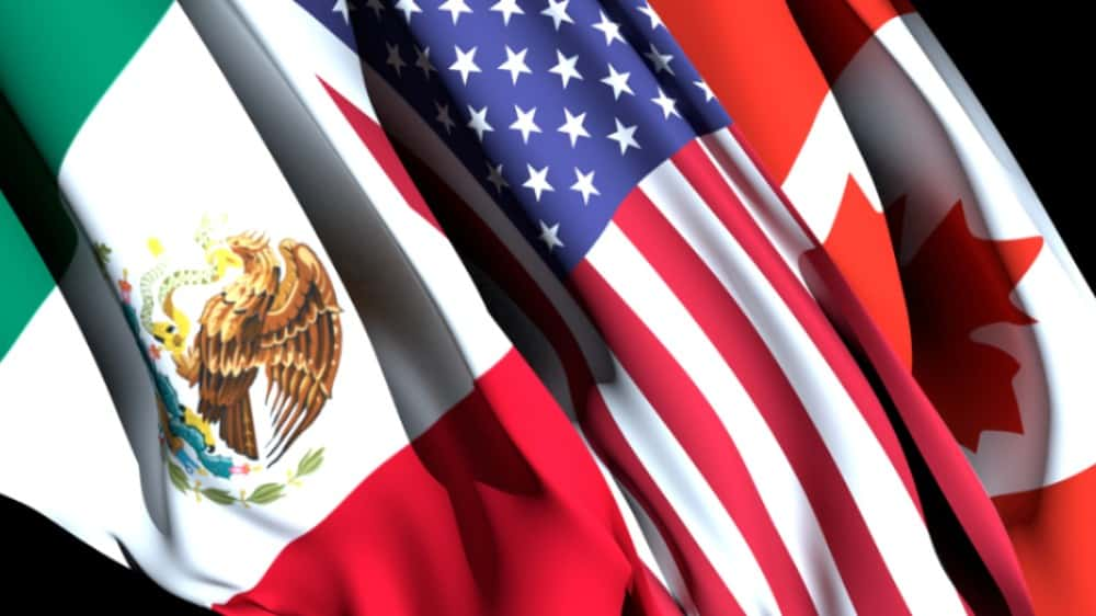 Us And Mexico Reach Nafta Deal 975 Y Country