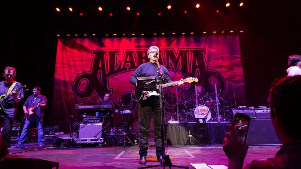 Nashville Gas Prices >> Alabama To Wind Down 50th Anniversary Tour With Final Stop