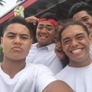 Tafuna boys