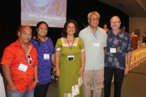WCPFC Am Samoa delegation