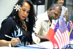 treaty samoa rep signing
