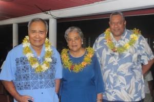 Victory Lolo, First Lady, Lemanu