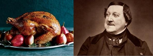 Gioacchino Rossinis Favorite FOods