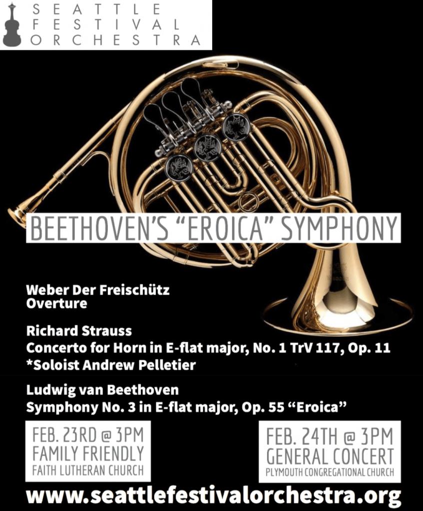 no strings /brass symphony