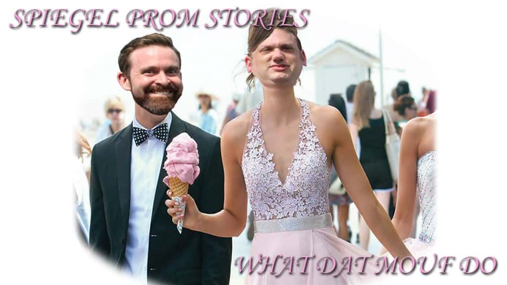 What Dat Mouf Do Spiegel Prom Stories 98 Rock Baltimore