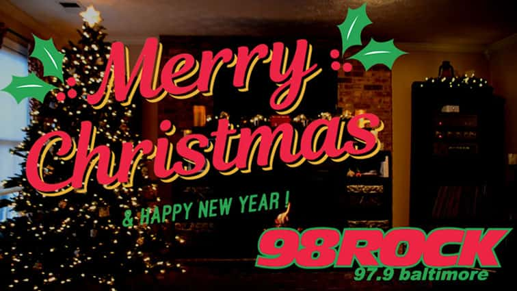 christmas is a special time of year on 98 rock as we get to roll out some of our classic rock and roll christmas songs and some of our all time favorite - Classic Rock Christmas Songs