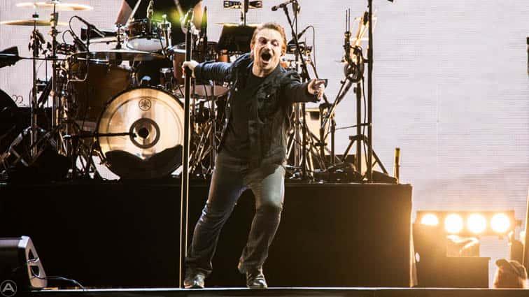 U2 reveals full details about