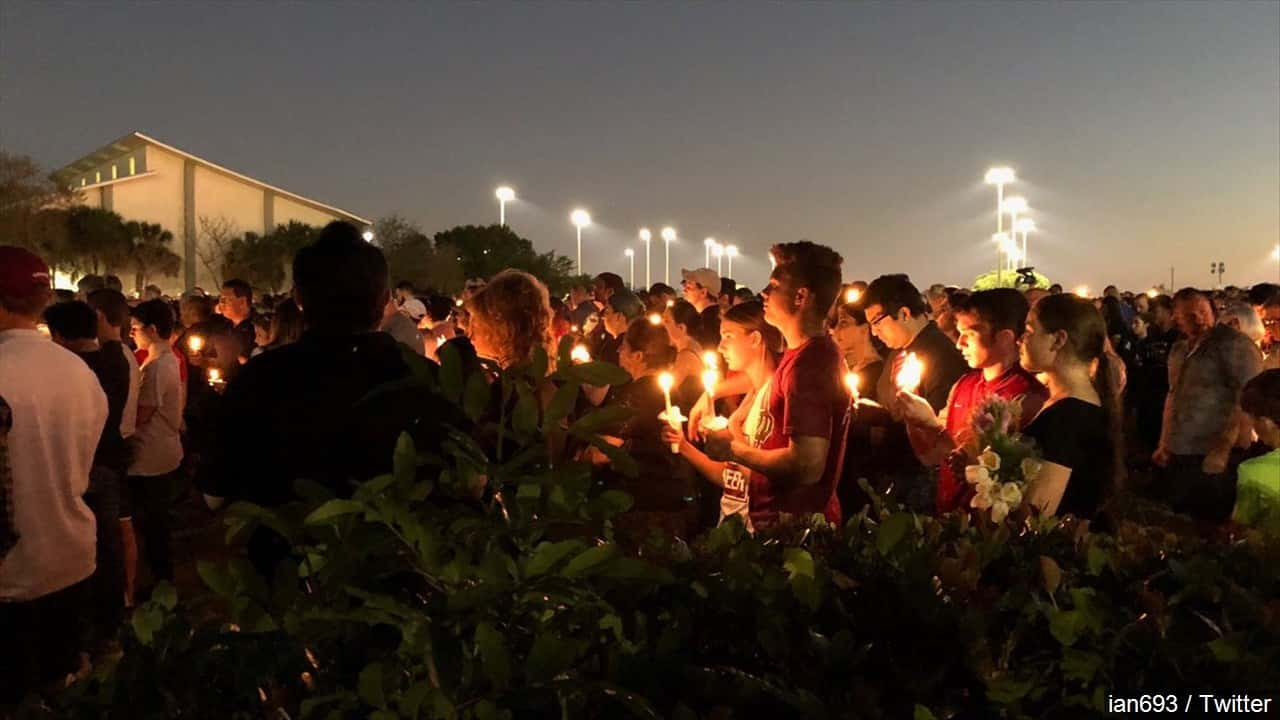 Parkland Shooting: Troopers Bought Flight To Funeral For
