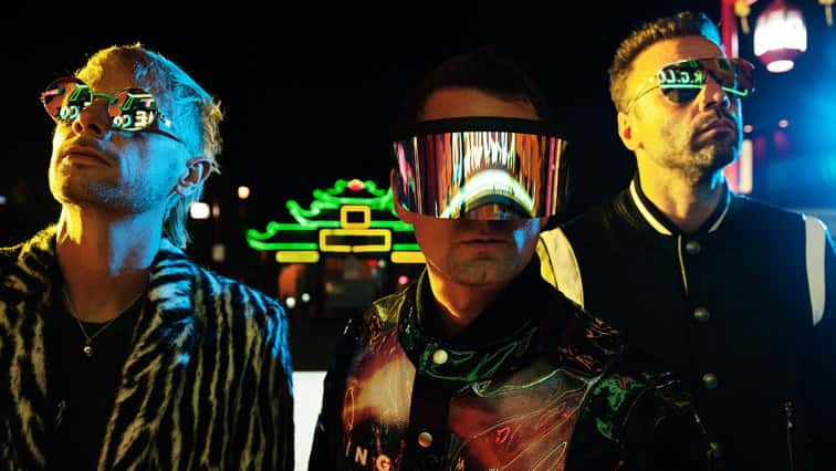 MUSE: Simulation Theory Radio Special | 98 Rock Baltimore