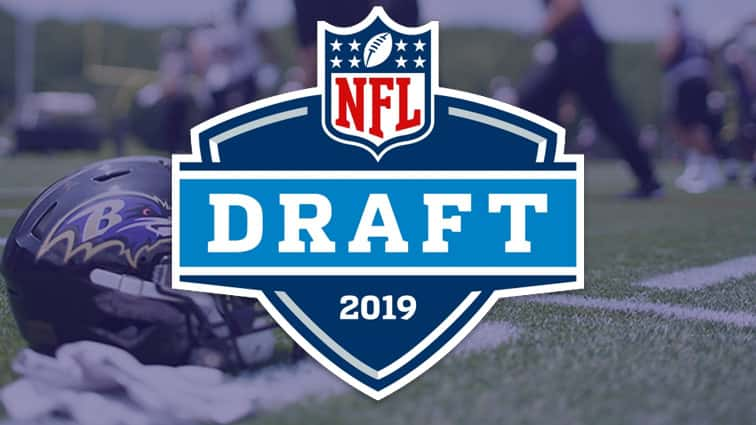 98 Rock Covers The Ravens Picks In The 2019 Nfl Draft 98 Rock