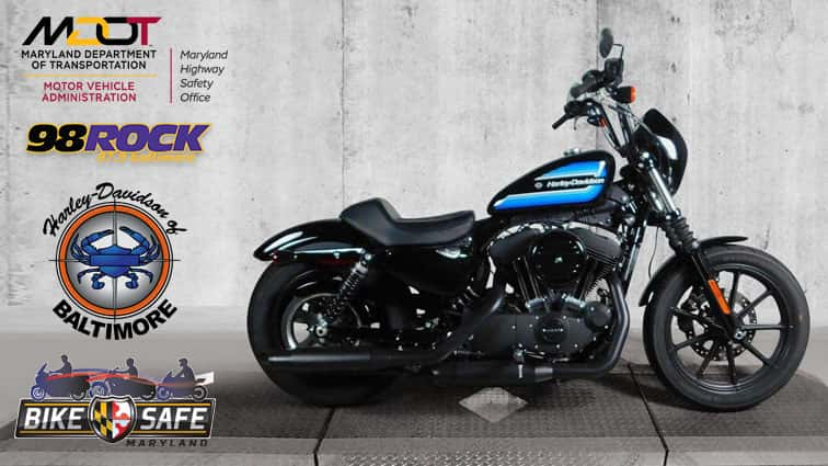 Win A Harley Davidson Motorcycle | 98 Rock Baltimore