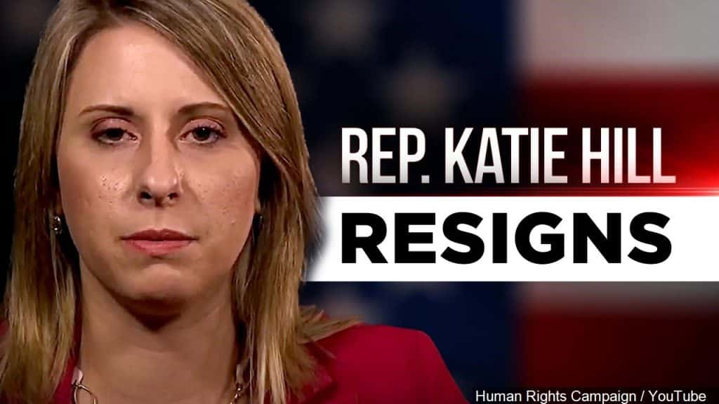 Katie Hill: LGBTQ Rights Under Trump Are Discriminatory
