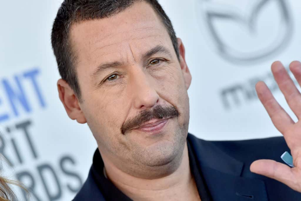 Adam Sandler Laughs Off All the 'Motherf—ers' at Sunday's ...