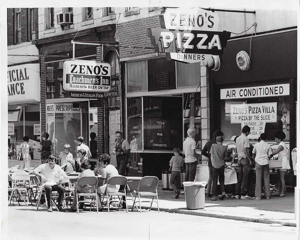 zenos old