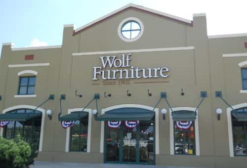 Wolf Furniture Remote Hagerstown Premium Outlets 106 9 The