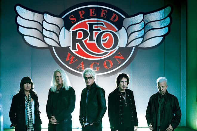 REO Speedwagon | 106 9 The Eagle - WWEG-FM