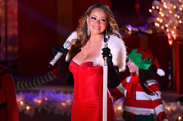 Mariah Carey All I Want For Christmas.Mariah Carey All I Want For Christmas Is You Key 103