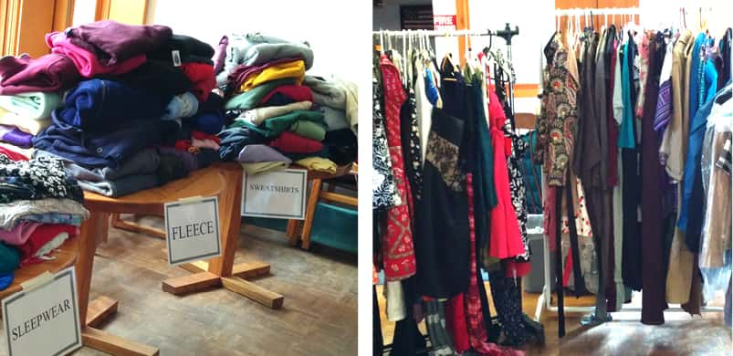 FREE CLOTHES DAY—Upper Valley Community Clothing Swap and