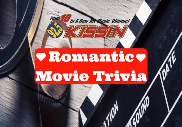 Romantic Movie Trivia (1)