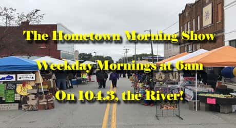 104 3 The River | Refreshing mix of news, information    and