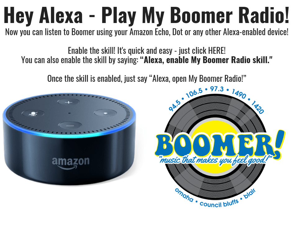Boomer Radio | Good Times & Great Oldies!