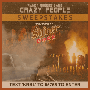 Win a trip to Hang with the Randy Rogers Band with Shiner