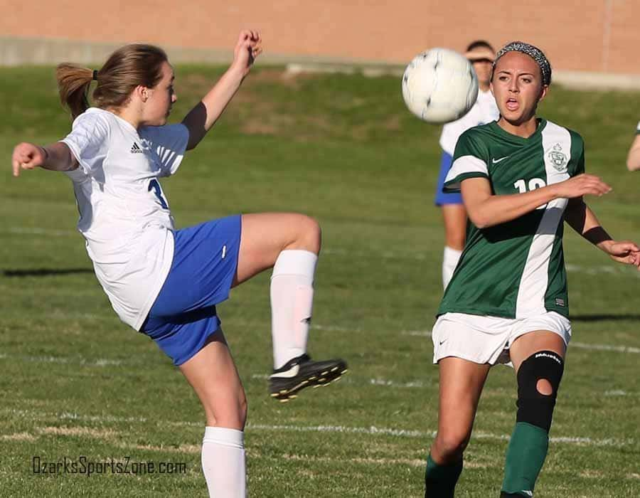 April 13 Girls Soccer Power Rankings | Ozark Sports Zone