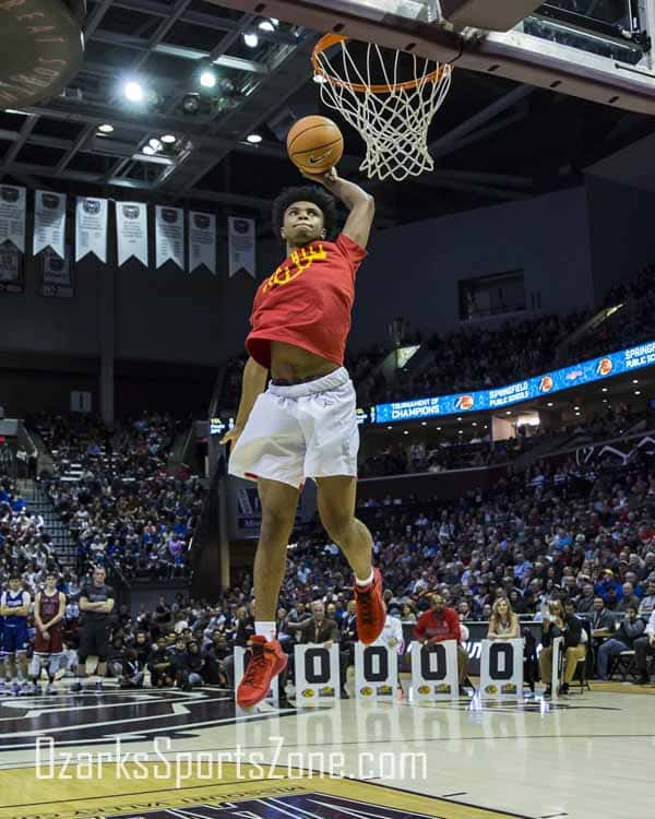 slam dunk contest 2018