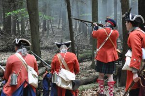 Cook Forest French & Indian War Encampment Set for June 10