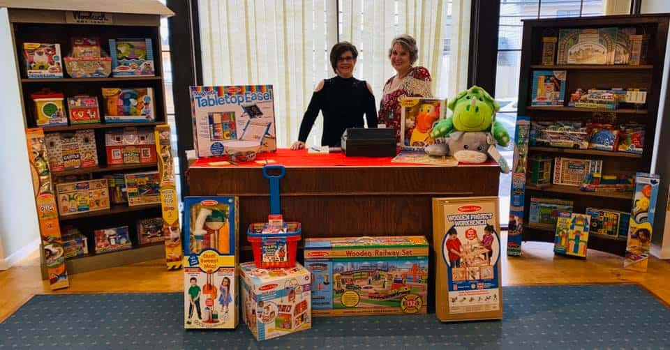Melissa Doug Learning Toys Come To F L Crooks Co For
