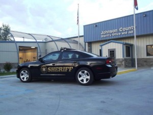JOHNSON COUNTY SHERIFF'S DEPARTMENT CAR
