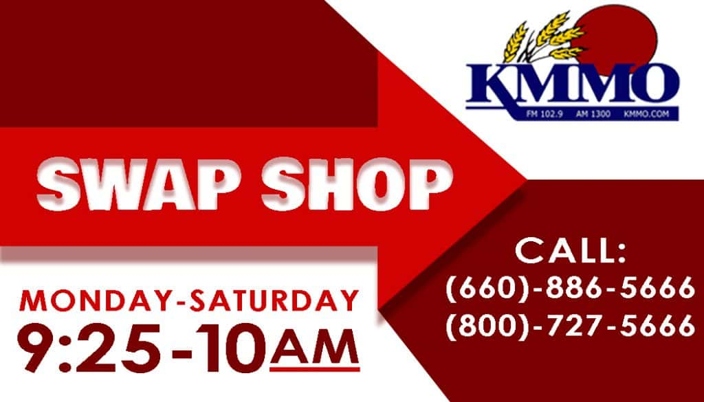 swap shop kmmo