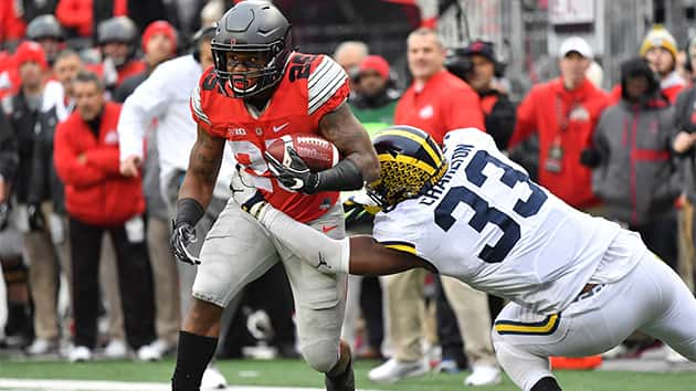 a4147a10244 2 Ohio State Outlasts Fourth Ranked Michigan in Double Overtime
