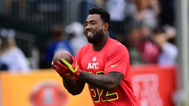 1f2af62bf4c NFL player Delanie Walker says he received death threats over national  anthem comments