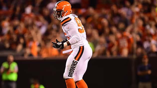 84a52b83994 Cleveland Browns rookie Myles Garrett to make NFL debut this weekend