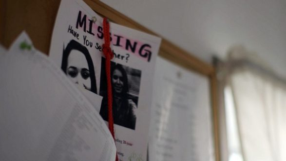 A family's desperate search for a missing young woman