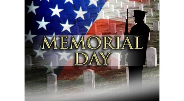 several businesses  government offices closed for memorial
