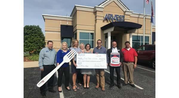 Arvest campaign provides more than 2 million meals | KTLO LLC