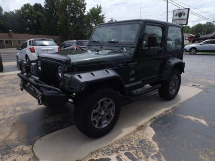 ... Hard Top, After Market Front And Rear Bumpers, Front LED Spot Lights,  Upgraded Stereo With Hands Free And USB Port, 5 New All Terrain Tires, Tow  Package ...