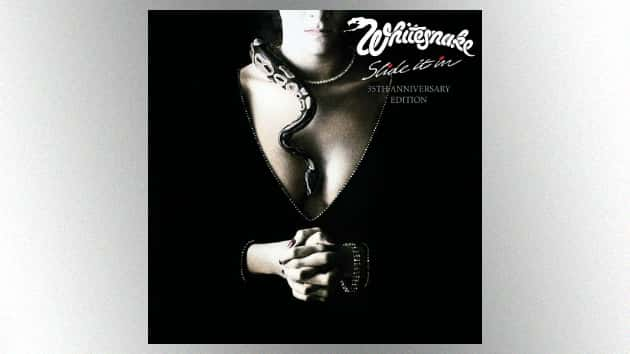 "37c54c3ac4 Whitesnake to release massive 35th anniversary reissue of classic album  ""Slide It In"""