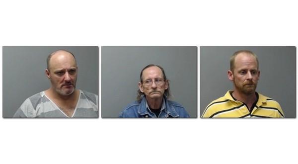 3 MH men arrested on drug, weapons charges   KTLO LLC