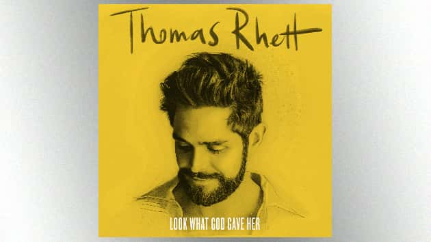 8362de6b055aef Listen now  Thomas Rhett teases fans with a snippet of his new song