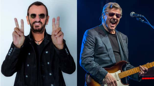 Ringo Starr Steve Miller Stray Cats Part Of Nyc Venue The Rooftop At Pier 17 S Summer Concert Series Ktlo