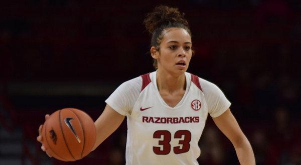 Arkansas' Dungee earns a pair of SEC honors | KTLO LLC