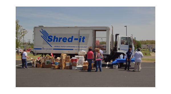 Arvest Bank to hold Shred-A-Thon Saturday | KTLO LLC