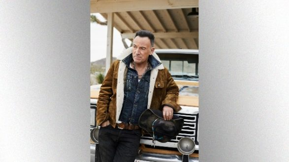 After Seven-year Writer's Block, Bruce Springsteen Has